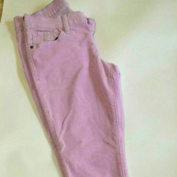 Old Navy Other - Lavender Old Navy Corduroy Size 8